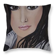Noureen Dewulf Throw Pillow