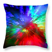 Nova Baby Throw Pillow