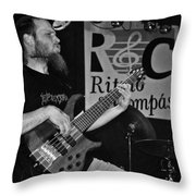 Nova Era Throw Pillow
