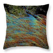November Impression By Jrr Throw Pillow
