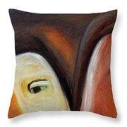 Novice And Sage Throw Pillow