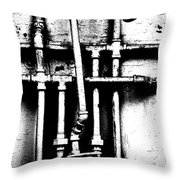 Nowhere To Hide Throw Pillow
