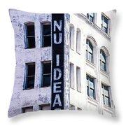 Nu Ideas Throw Pillow