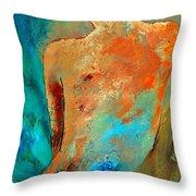 Nude 453140 Throw Pillow