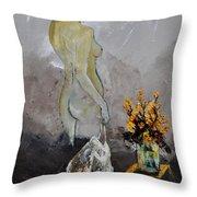 Nude 573111 Throw Pillow
