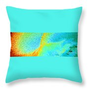 Nude Effect Throw Pillow