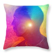 Number Fifty Four Throw Pillow