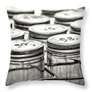 Number Ninety-eight Throw Pillow