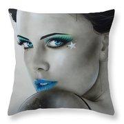 Nurture Throw Pillow