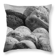 Nuts For Later Throw Pillow