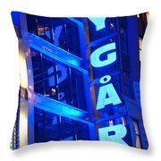Ny Gard Throw Pillow