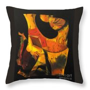 O Iluminado Throw Pillow