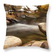 Oak Creek 2 Throw Pillow