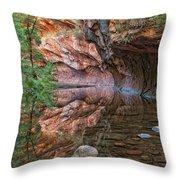 Oak Creek Throw Pillow