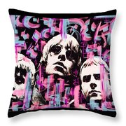 Oasis Throw Pillow