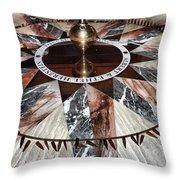 Giant Pendulum Throw Pillow