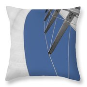 Obsession Sails 9 Throw Pillow