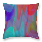 Obversion Throw Pillow