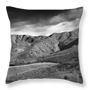Oc Foothills 4171 Throw Pillow