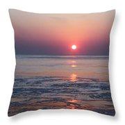 Oc Sunrise1 Throw Pillow