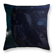 Occasus Throw Pillow