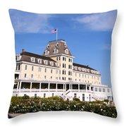 Ocean House Throw Pillow