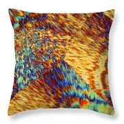 Ocean Jasper - 34 Throw Pillow