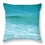 Ocean Lullaby Throw Pillow