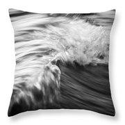 Ocean Wave IIi Throw Pillow