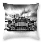 Oceanarium Throw Pillow