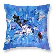 Ocean's Spirit Throw Pillow