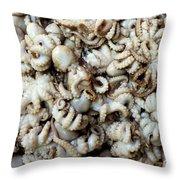 Octopuses Throw Pillow