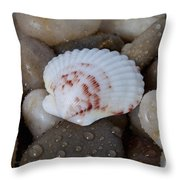 Odd One Out-2 Throw Pillow