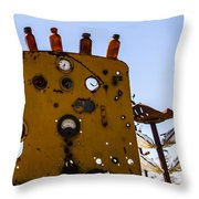 Oddity 2 Throw Pillow