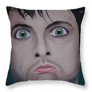 Ode To Billie Joe Throw Pillow