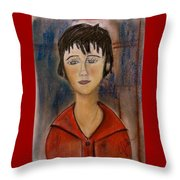 ode to Mod- Charity Throw Pillow