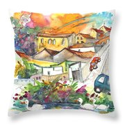 Odemira 01 Throw Pillow