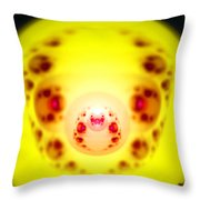 Off-thought Throw Pillow