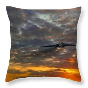 Off To War Throw Pillow