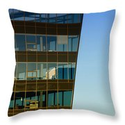 Office Throw Pillow