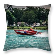 Offshore No. 623 Throw Pillow