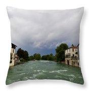 Oglio. Palazzolo Throw Pillow