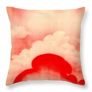 Oh Babe Throw Pillow