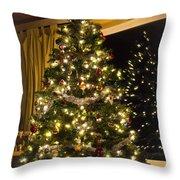 Oh Christmas Tree Throw Pillow