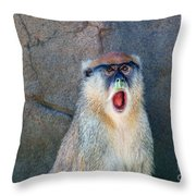 Oh Did You See That? Throw Pillow