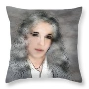 Oh - It's You Throw Pillow