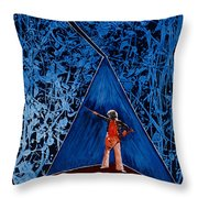 Oh Jimmy Throw Pillow