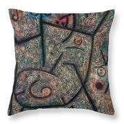 Oh These Rumors Throw Pillow