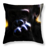 Oh...hellro. V2 Throw Pillow