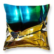 Oil And Water 3 Throw Pillow